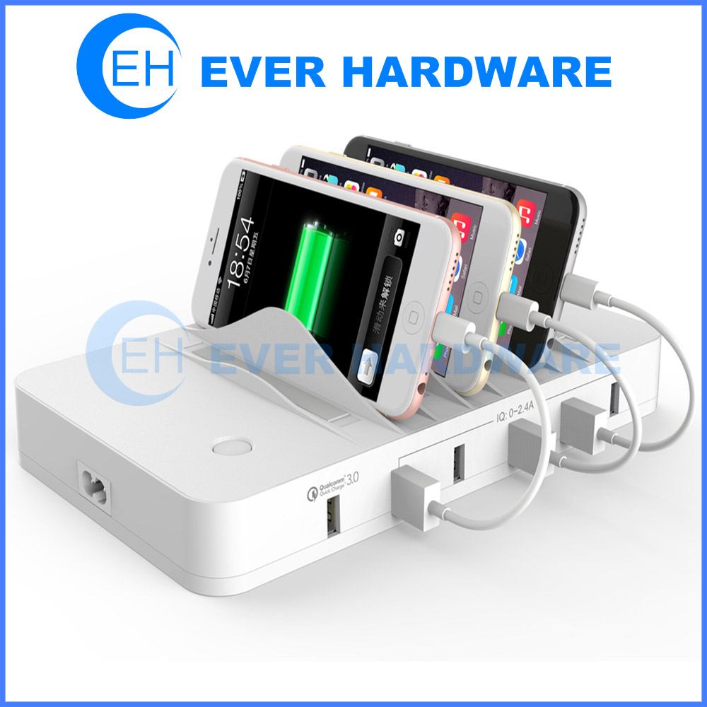 Usb 3 0 Charging Station Usb Charging Hub Organizer For